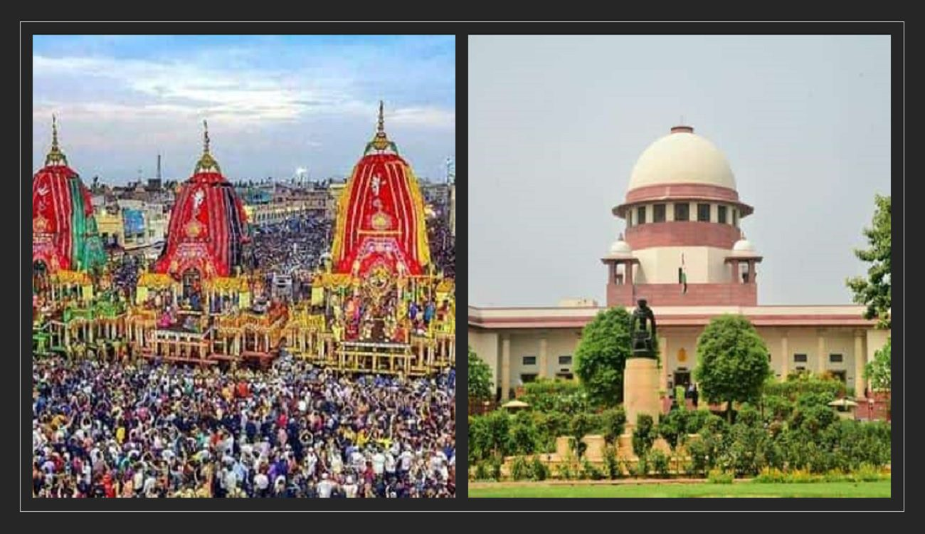 Lord Jagannath Rath Yatra : Fate of Yatra in Supreme Court's Hand