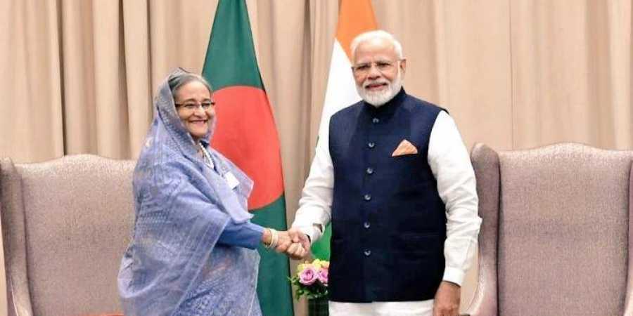 Will Bangladesh overtake India on Per Capita this year?