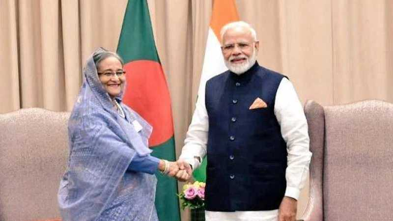 Will Bangladesh overtake India on Per Capita this year?