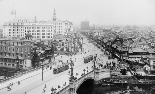Why was Japan a success before world war 2?