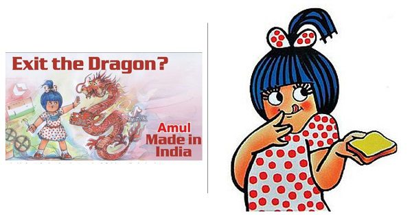 From Corona to China: AMUL winning Hearts Always