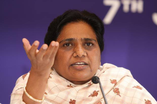 Mayawati fine with BJP on China Issue
