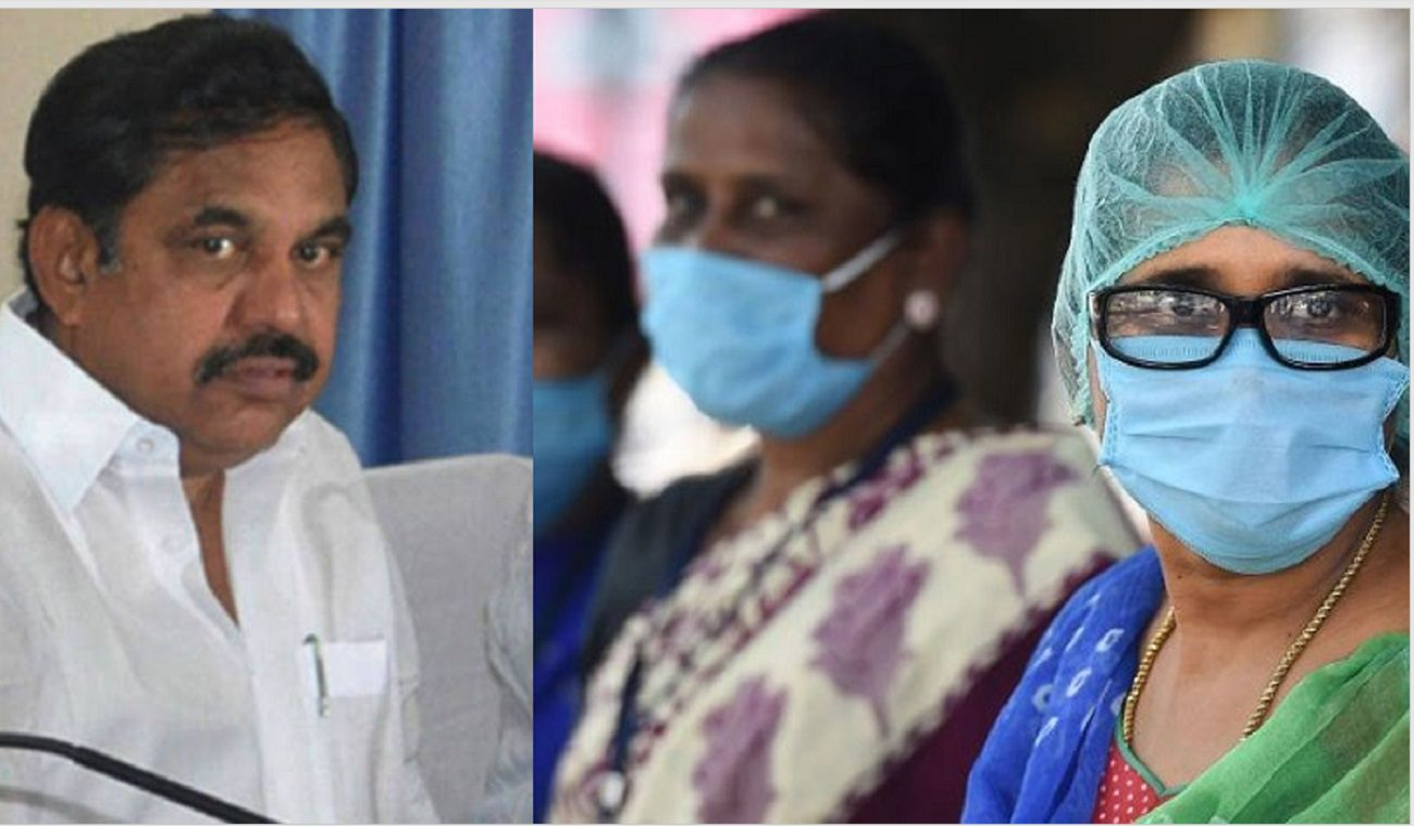 1,00,000 Coronavirus Cases in Tamil Nadu : Southern States under Grip of COVID-19