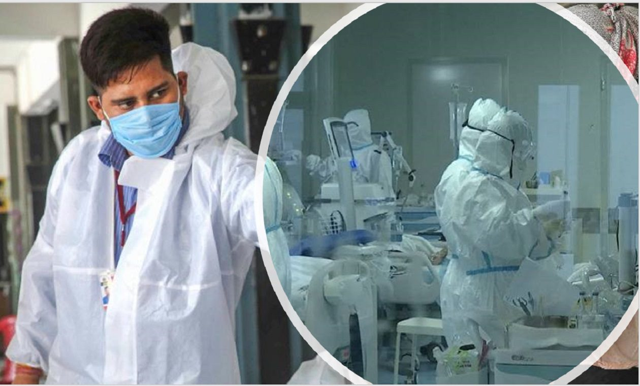 COVID-19 Update India : Over 6 Lakh Cases in 21 Days of July