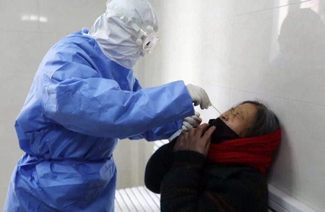 Coronavirus tests in India