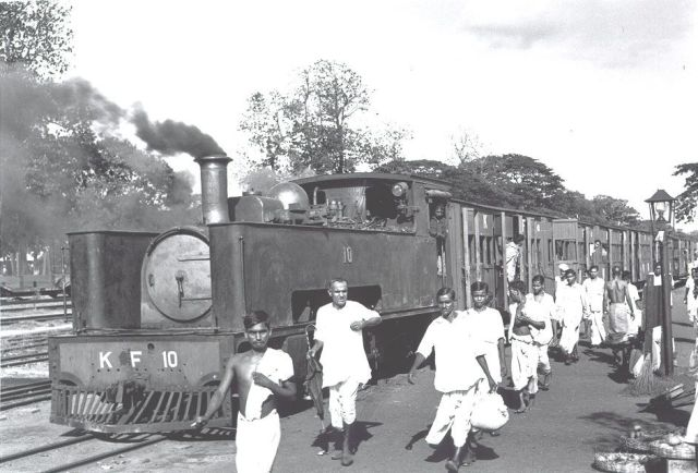 History of Railways In India