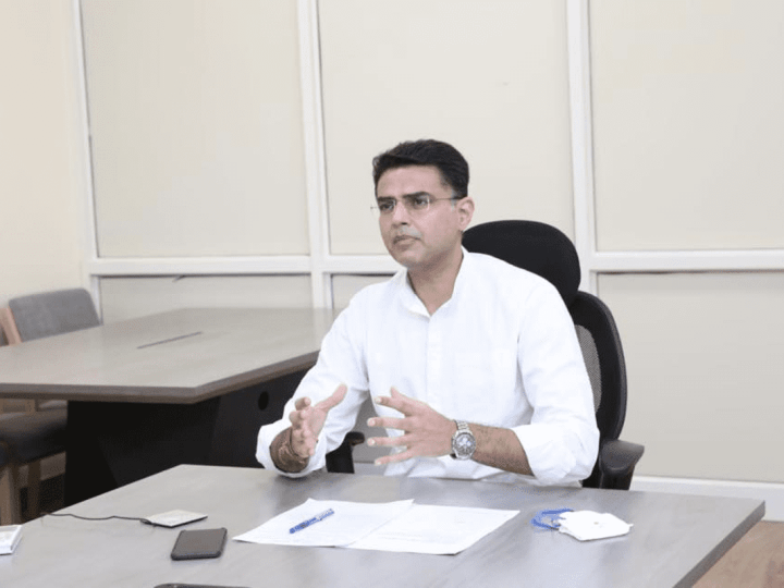 Will Sachin Pilot form regional Party and eliminate Congress in Rajasthan?