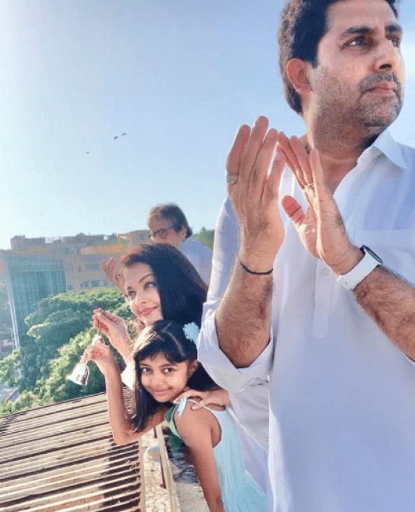 Aishwarya Rai and daughter were admitted to the Nanavati Hospital