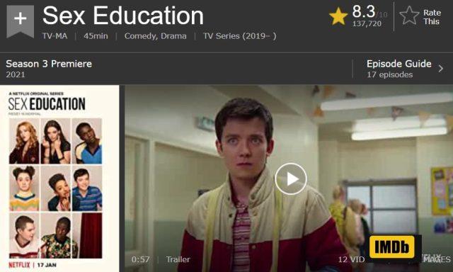 Sex Education Season 3 Release Date Prediction