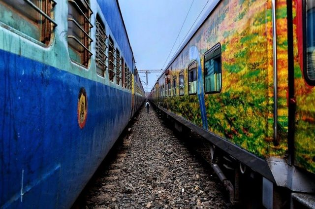 India has already started testing passenger Trains