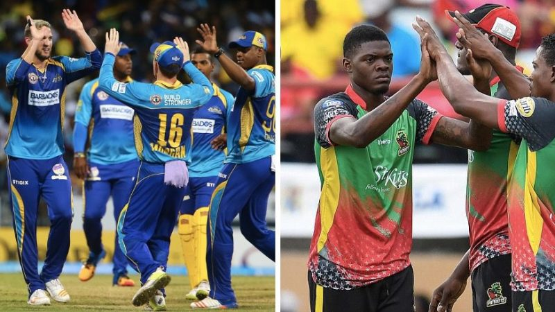 Barbados Tridents vs St Kitts and Nevis Patriots Dream 11