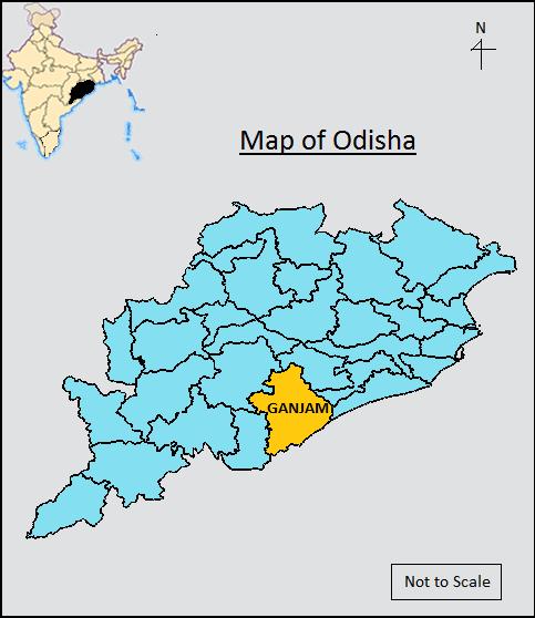Mild Earthquake hits Odisha, no losses reported