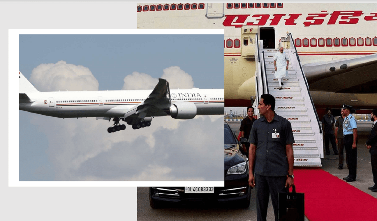 New Plane for PM Modi : Indian Prime Minister set to Fly in New Air India One