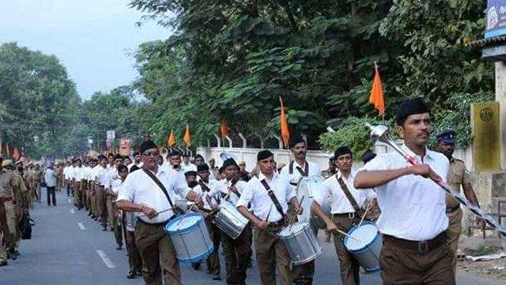Rashtriya Swayamsevak Sangh: Kerala Top State?
