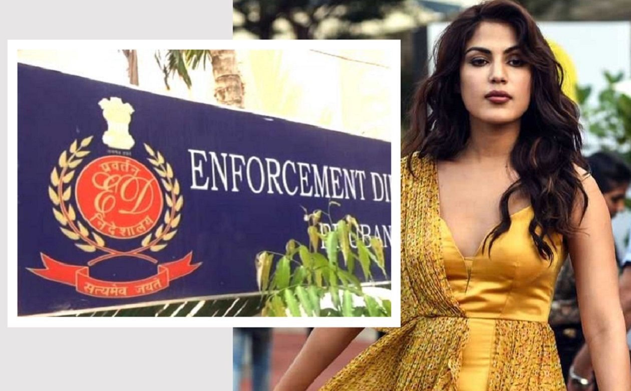 Sushant Singh Rajput Suicide : ED rejects Rhea's plea to Postpone Recording her Statement