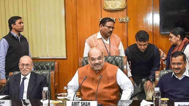 Breaking:Amit Shah tests positive to COVID, admitted as precaution