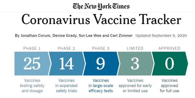 Oxford's Coronavirus Vaccine Trials Halted