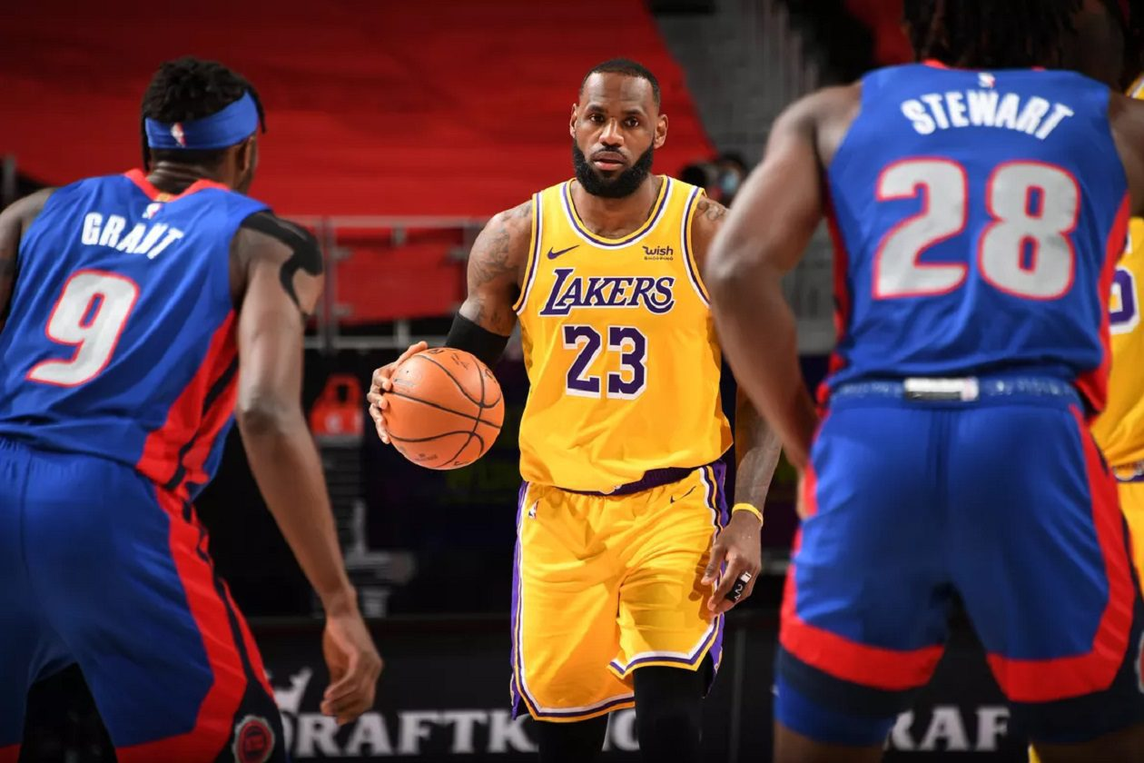 Los Angeles Lakers vs Detroit Pistons NBA Odds and Predictions