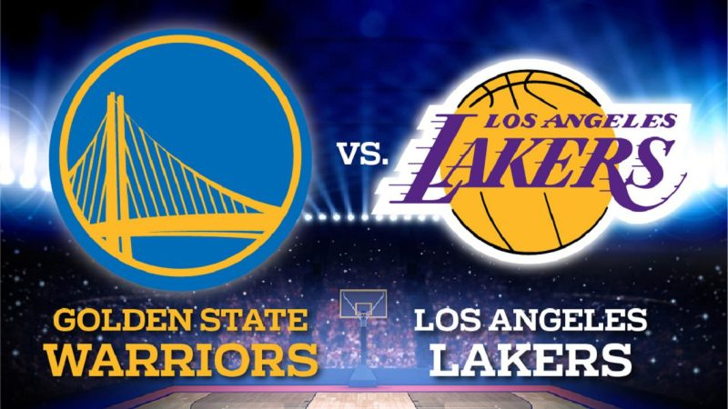 Los Angeles Lakers vs Golden State Warriors NBA Odds and Predictions