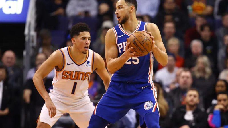 Philadelphia 76ers vs Phoenix Suns NBA Odds and Predictions