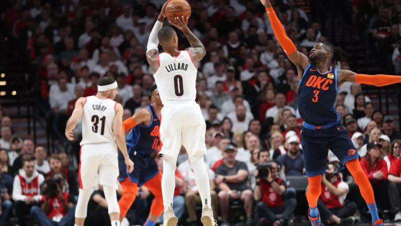 Portland Trail Blazers vs OKC Thunder NBA Odds and Predictions