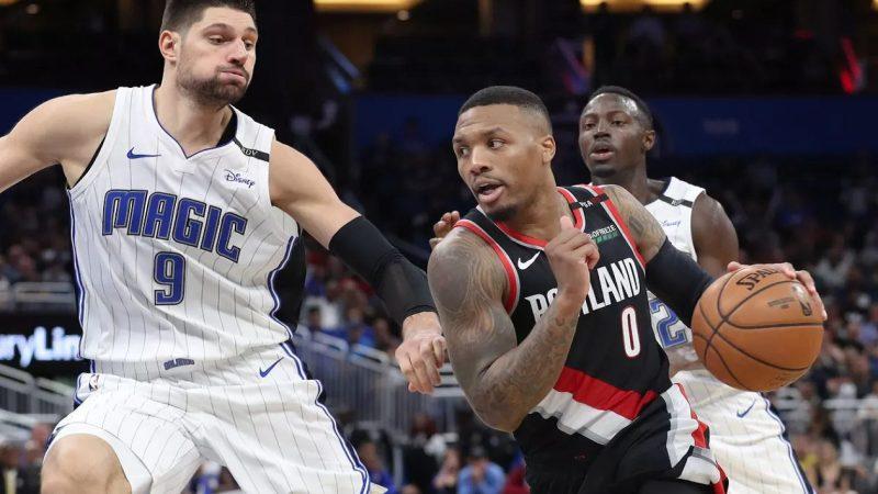 Portland Trail Blazers vs Orlando Magic NBA Odds and Predictions