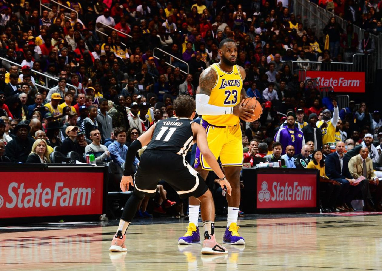 Los Angeles Lakers vs Atlanta Hawks NBA Odds and Predictions