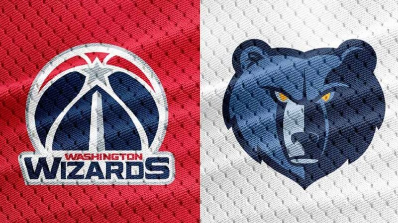 Memphis Grizzlies vs Washington Wizards NBA Odds and Predictions