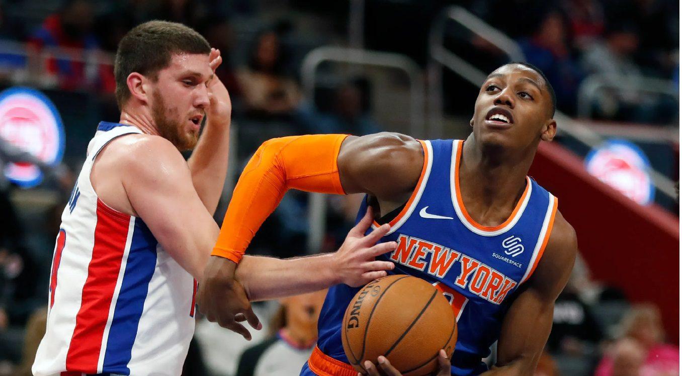New York Knicks vs Detroit Pistons NBA Odds and Predictions