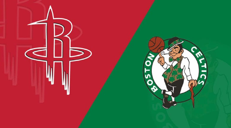 Boston Celtics vs Houston Rockets NBA Odds and Predictions