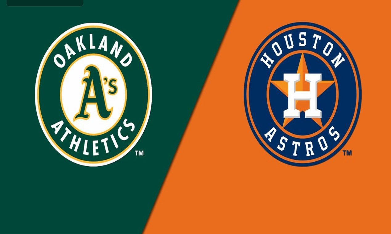 Houston Astros vs Oakland Athletics MLB Odds and Predictions