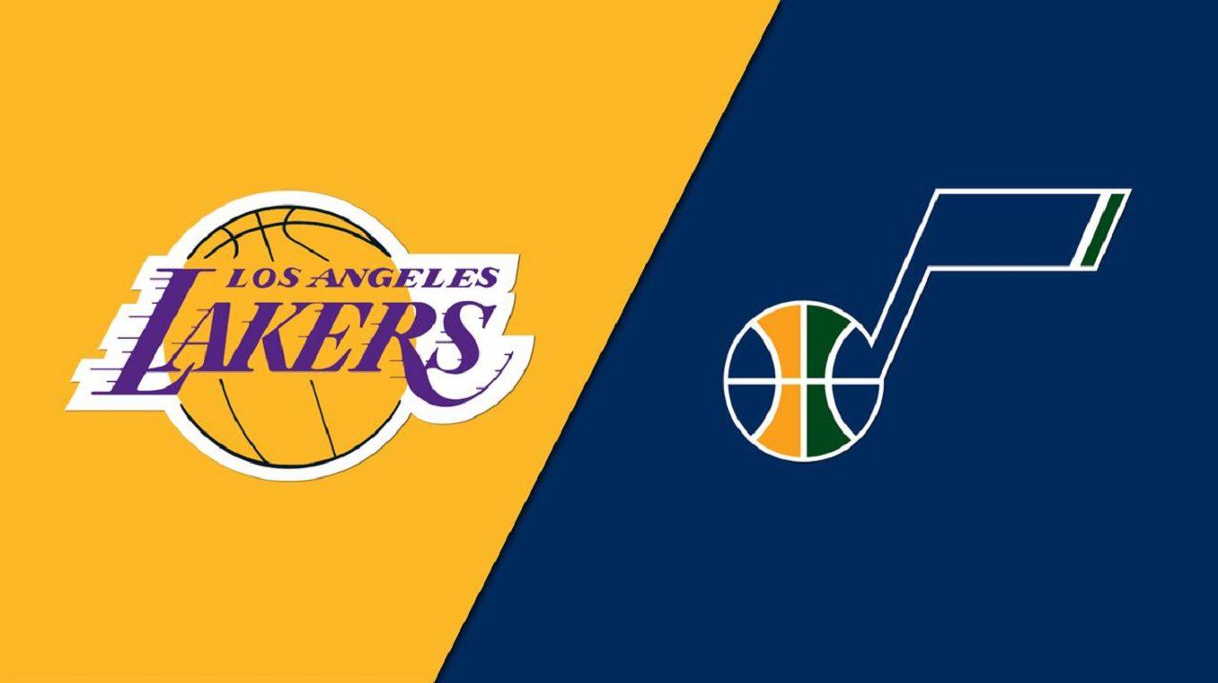 Utah Jazz vs Los Angeles Lakers NBA Odds and Predictions