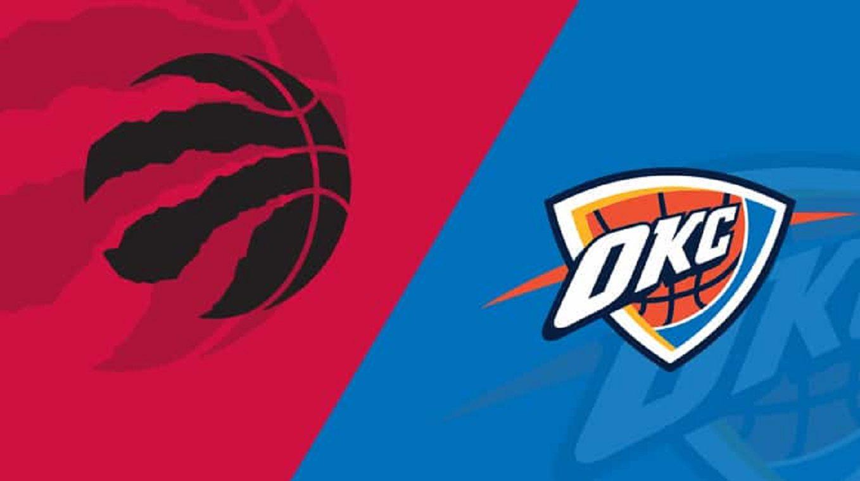 Toronto Raptors vs OKC Thunder NBA Odds and Predictions