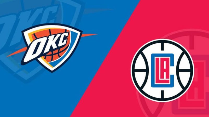 Los Angeles Clippers vs Oklahoma City Thunder NBA Odds and Predictions