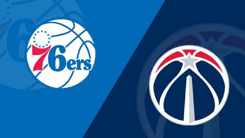 Washington Wizards vs Philadelphia 76ers NBA Odds and Predictions