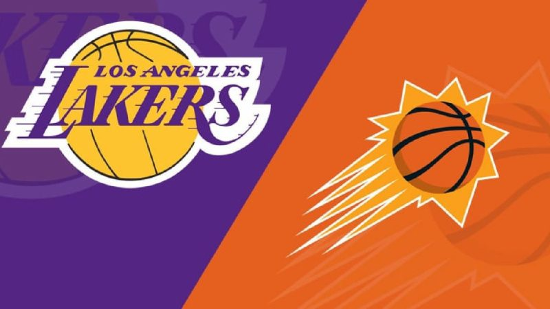 Phoenix Suns vs Los Angeles Lakers NBA Odds and Predictions