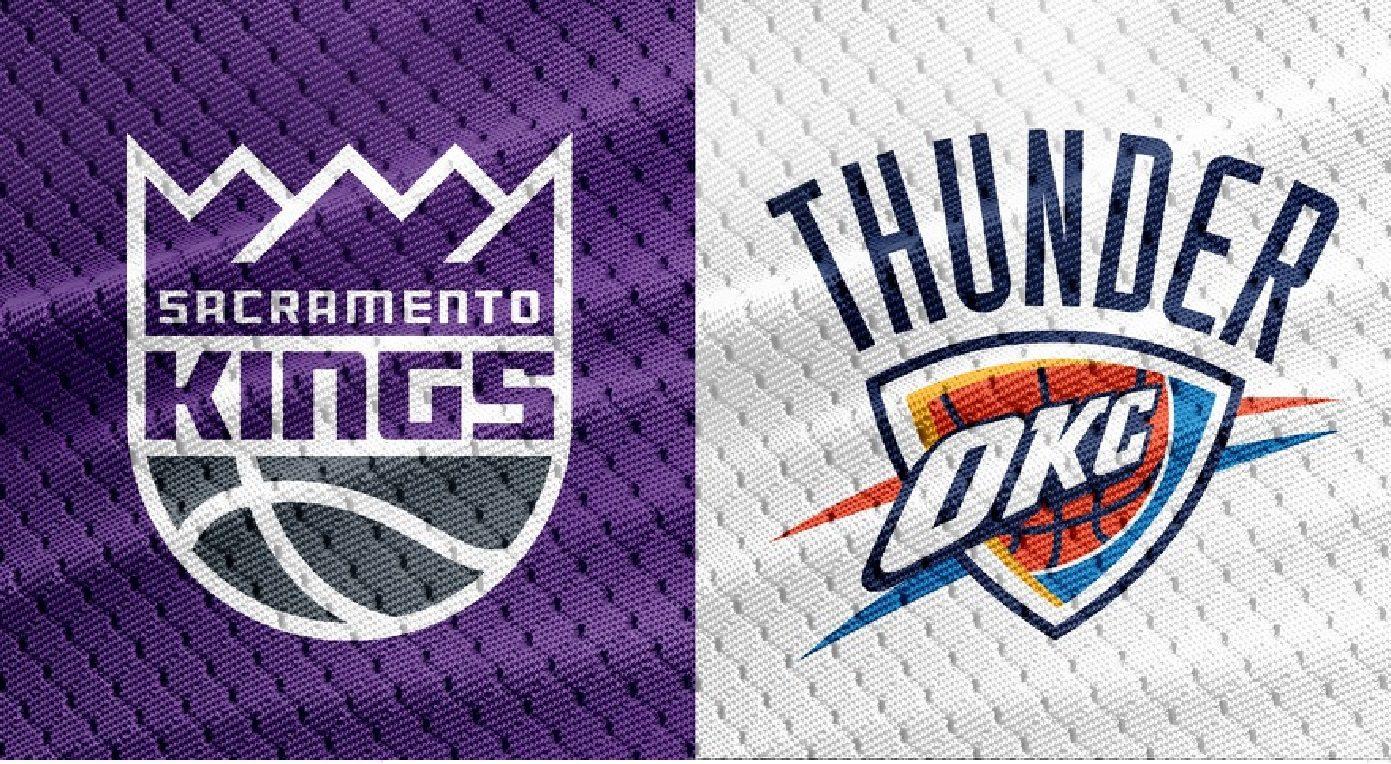 Oklahoma City Thunder vs Sacramento Kings NBA Odds and Predictions