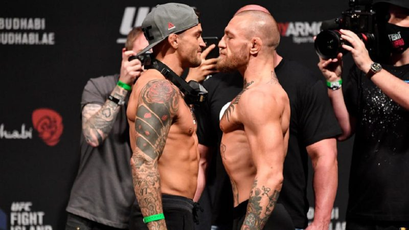UFC 264 Conor McGregor vs Dustin Poirier Predictions and Betting Odds