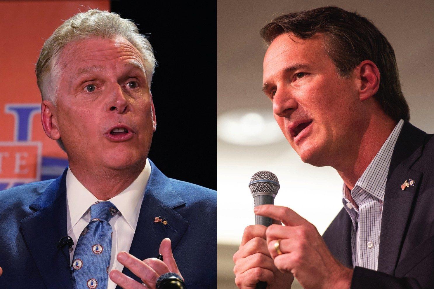 2021 Virginia Governor Election Opinion Polls: Youngkin fails to get NRA endorsement