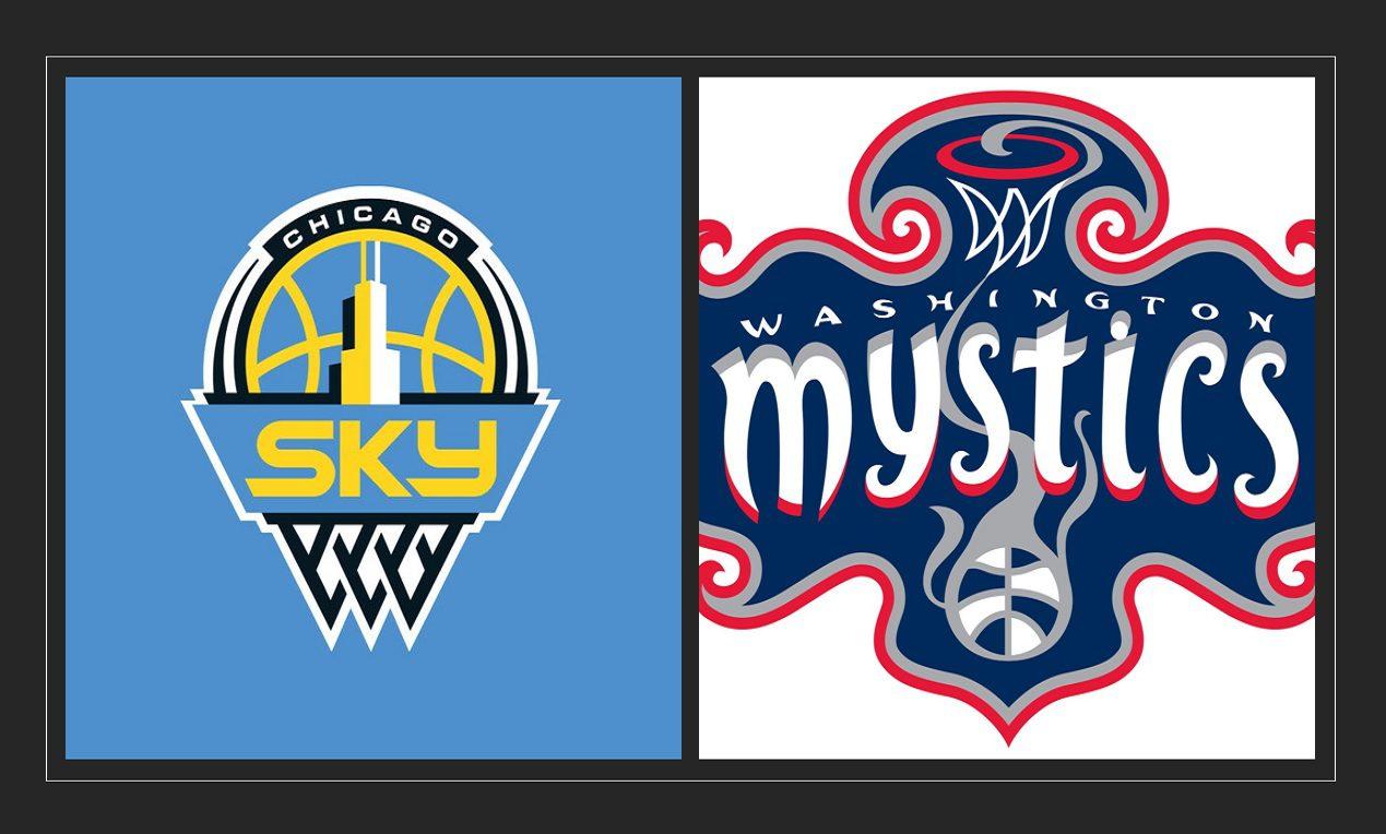 Chicago Sky vs Washington Mystics Odds and Predictions