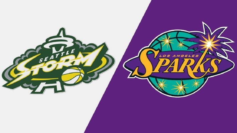 Seattle Storm vs Los Angeles Sparks Odds and Predictions