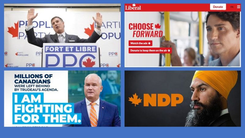 Canada Federal Election 2021: All the Election Ads