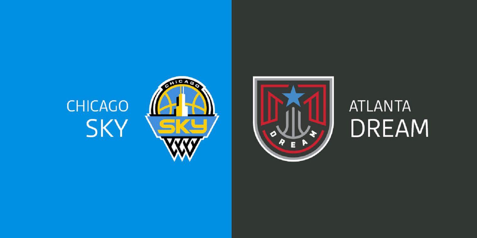 Chicago Sky vs Atlanta Dream Predictions and Betting Odds: Sky 86 Dream 79