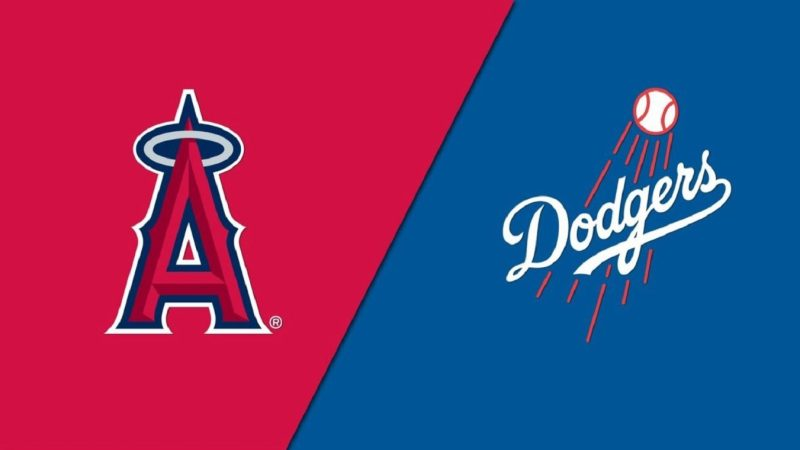 Los Angeles Angels Vs Los Angeles Dodgers Odds and Predictions