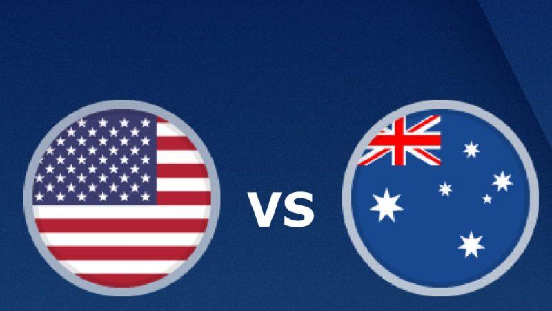USA vs Australia Betting Odds and Predictions