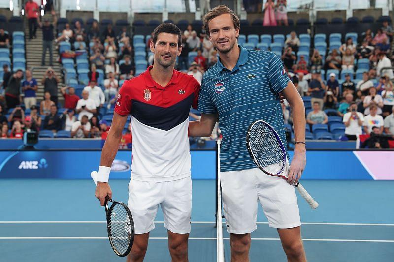Djokovic vs Medvedev Prediction And Odds: Djokovic set to Complete Calendar-year Slam in a close Final