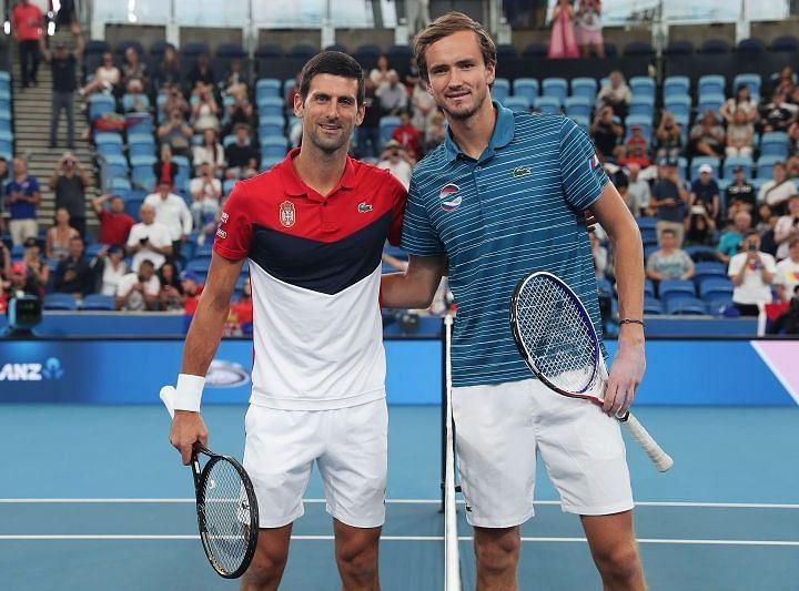 Djokovic vs Medvedev Prediction