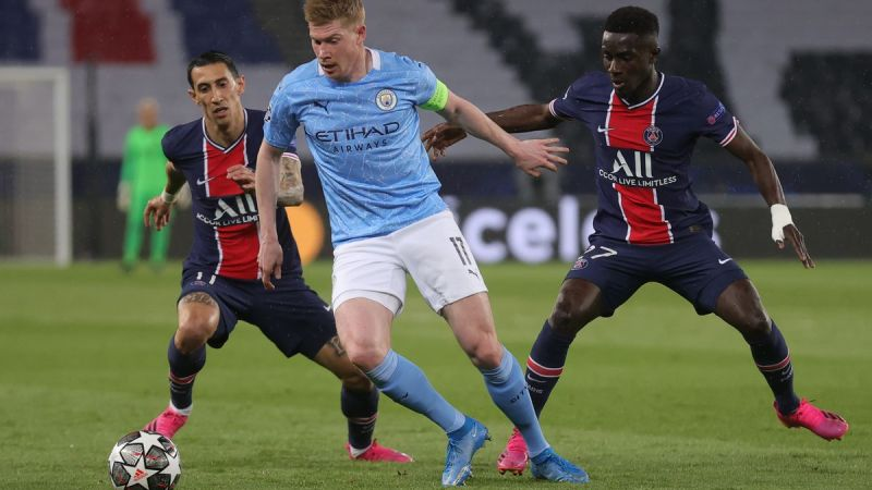 PSG vs Man City Prediction And Odds: Man City likely to win in a close game