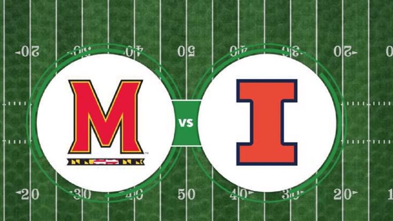 Maryland vs Illinois Prediction and Odds