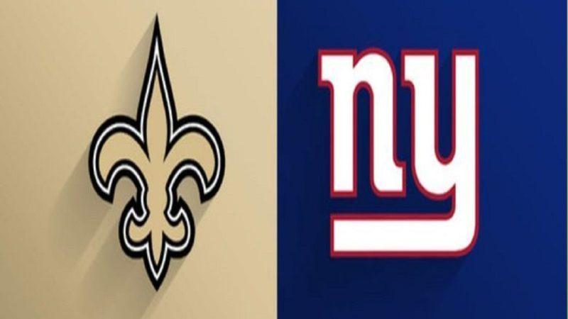 Saints vs Giants Prediction and NFL Odds